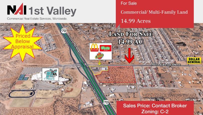 5075 Bataan Memorial Las Cruces, NM 88012 - main image