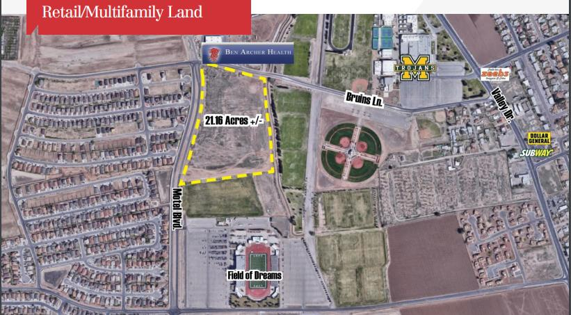 1955 North Valley Drive Las Cruces, NM 88007 - main image