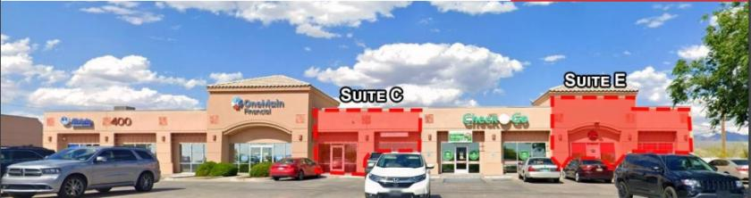 400 North Telshor Boulevard Las Cruces, NM 88011 - main image
