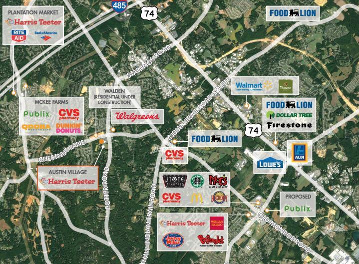 5202 Weddington Road Monroe, NC 28110 - alt image 2
