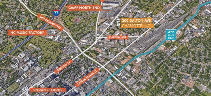 300 Dalton Avenue Charlotte, NC 28206 - alt image 2