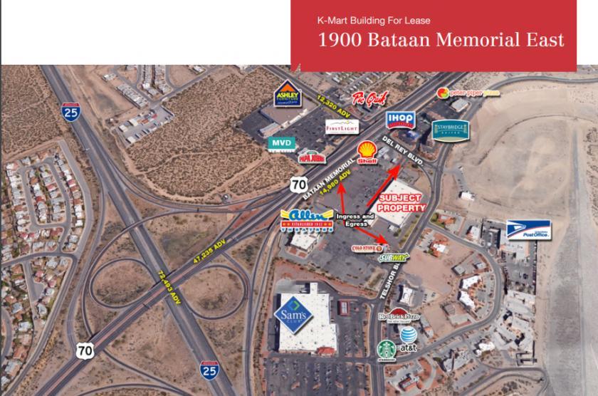 1900 Bataan Memorial Las Cruces, NM 88011 - alt image 2