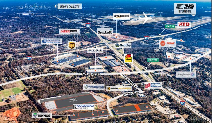 2205 Beltway Boulevard Charlotte, NC 28214 - alt image 2