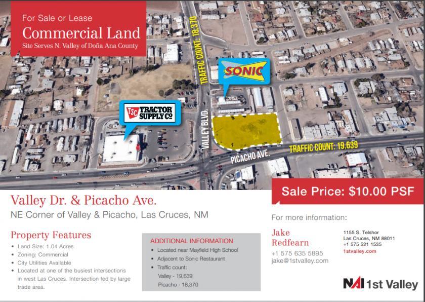 1380 West Picacho Avenue Las Cruces, NM 88005 - main image