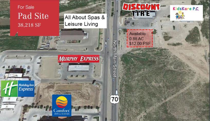 3701 North Main Street Roswell, NM 88201 - main image