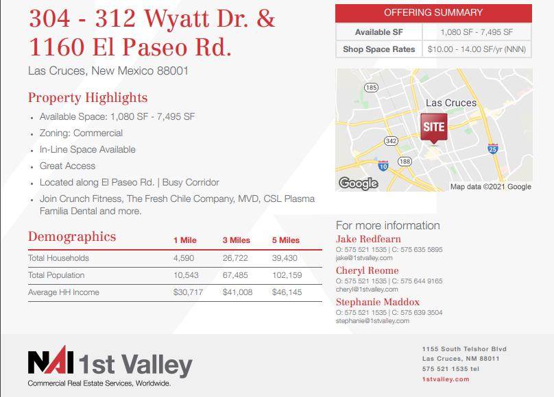 312 Wyatt Drive Las Cruces, NM 88001 - alt image 4