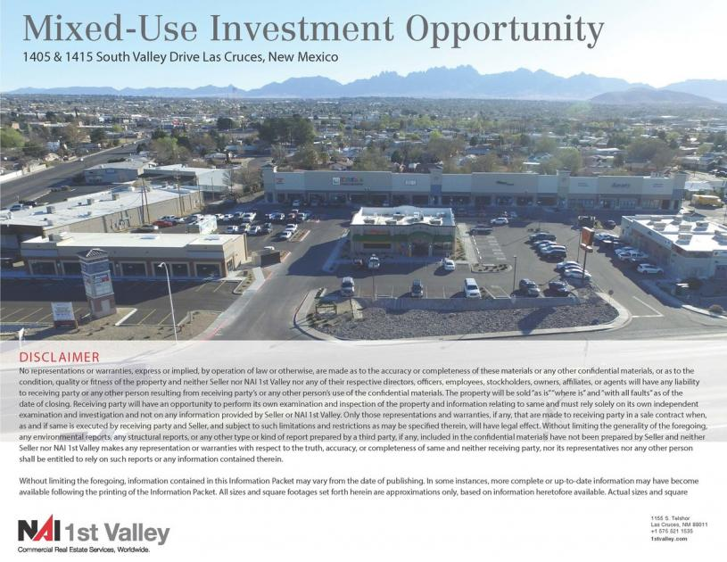 1415 South Valley Drive Las Cruces, NM 88005 - main image