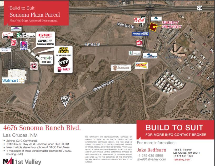 4676 Sonoma Ranch Boulevard Las Cruces, NM 88011 - main image