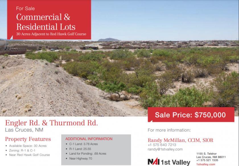 6013 Atlas Street Las Cruces, NM 88012 - main image