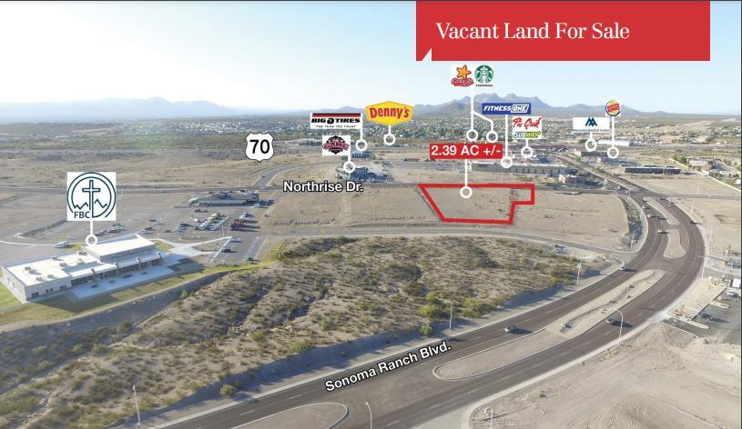 4131 Northrise Drive Las Cruces, NM 88011 - main image