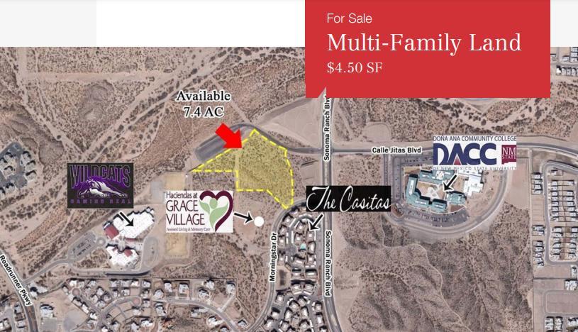 3500 Morningstar Drive Las Cruces, NM 88011 - main image