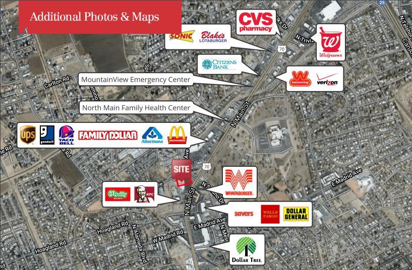 2489 North Main Street Las Cruces, NM 88001 - alt image 2