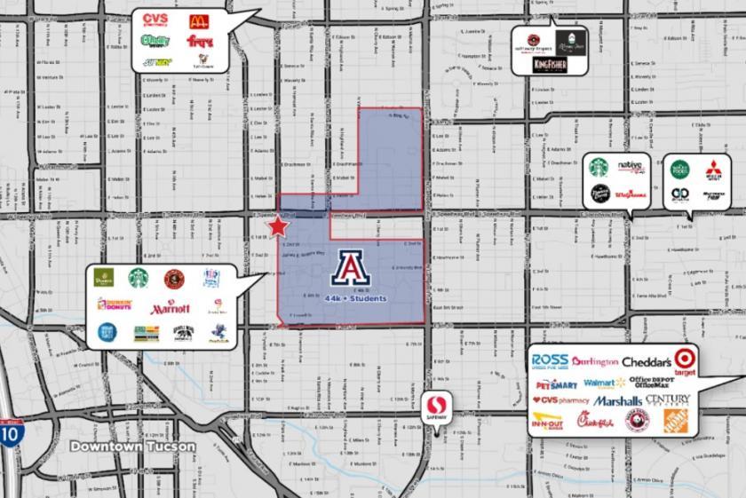 1027 North Park Avenue Tucson, AZ 85719 - alt image 5