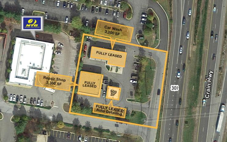 4101 Crain Highway Bowie, MD 20716 - main image