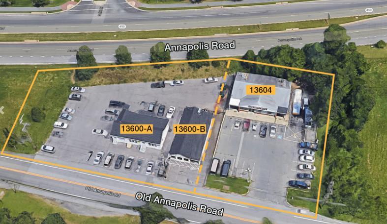 3604 Annapolis Road Halethorpe, MD 21227 - main image