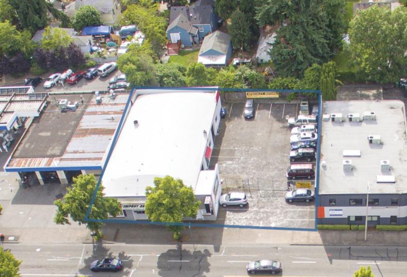 12517 15th Avenue Northeast Seattle, WA 98125 - main image