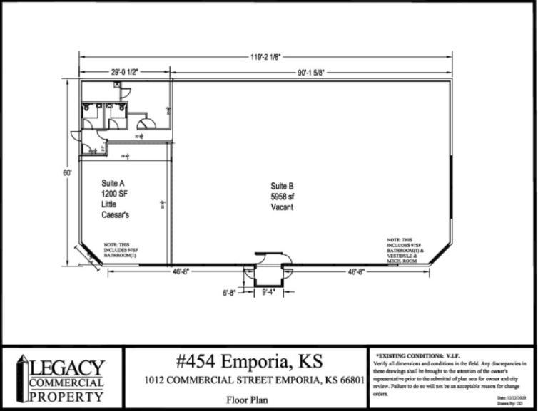 1012 Commercial Street Emporia, KS 66801 - alt image 4
