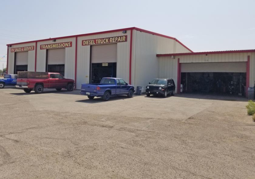 4800 South Country Club Road Tucson, AZ 85714 - main image