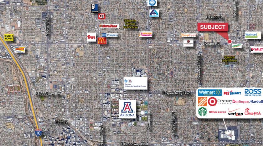 3575 East Grant Road Tucson, AZ 85716 - alt image 5
