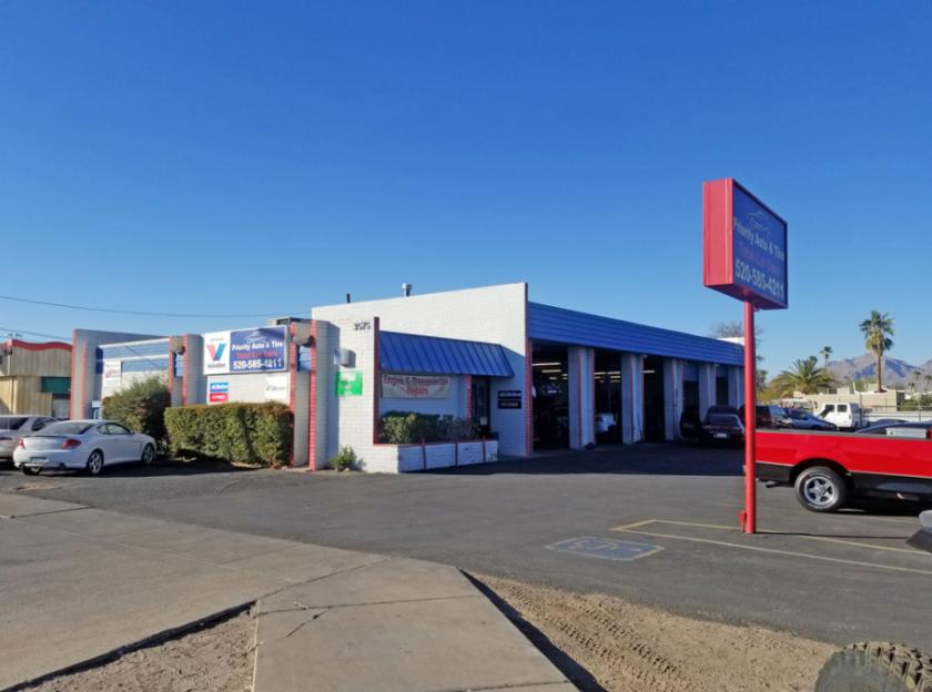 3575 East Grant Road Tucson, AZ 85716 - main image