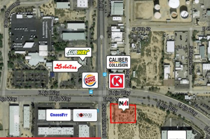 3841 South Palo Verde Road Tucson, AZ 85714 - main image