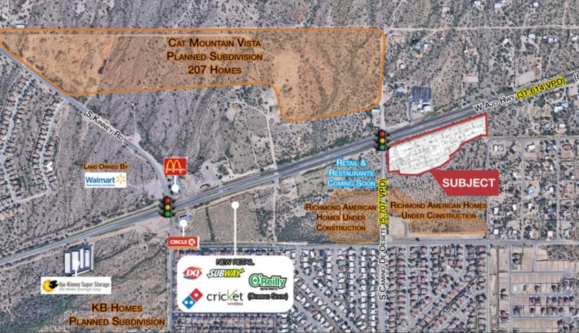 4602 West Ajo Highway Tucson, AZ 85757 - main image