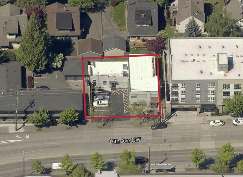 6525 15th Avenue Northwest Seattle, WA 98117 - main image