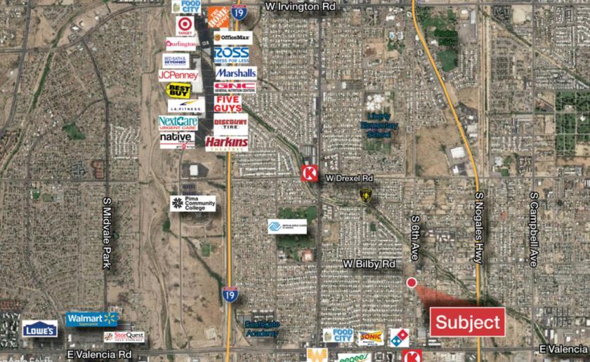 S 6th Ave Tucson, AZ 85706 - alt image 2
