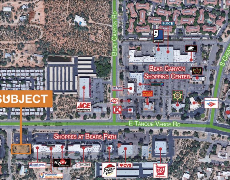 8707 East Bears Path Road Tucson, AZ 85749 - alt image 3