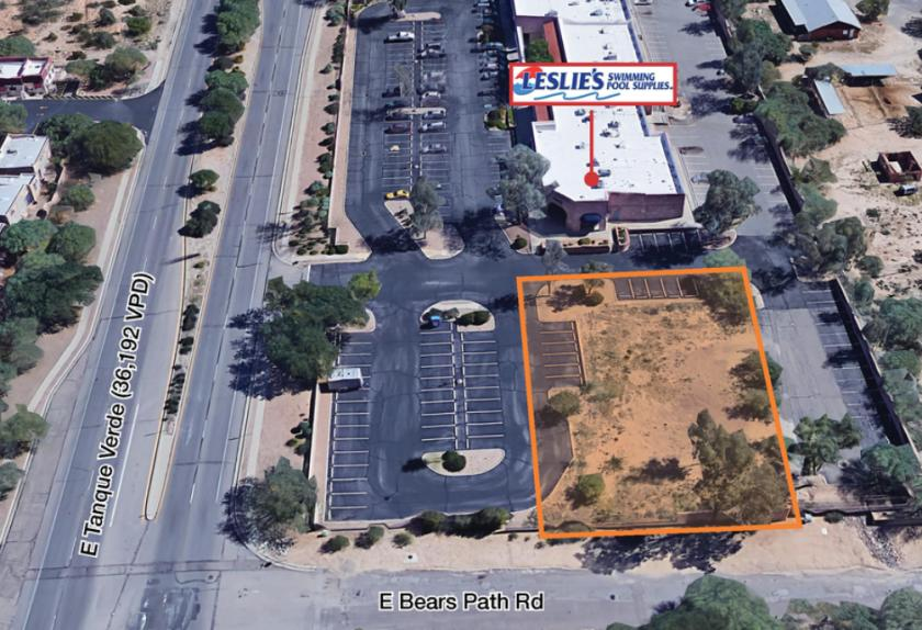 8707 East Bears Path Road Tucson, AZ 85749 - main image