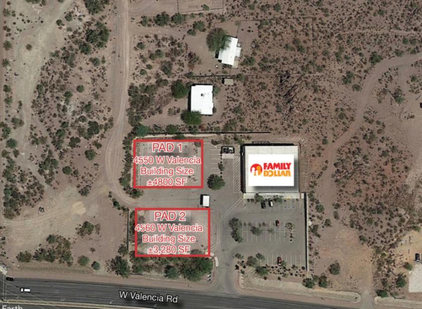 4550 West Valencia Road Tucson, AZ 85746 - main image