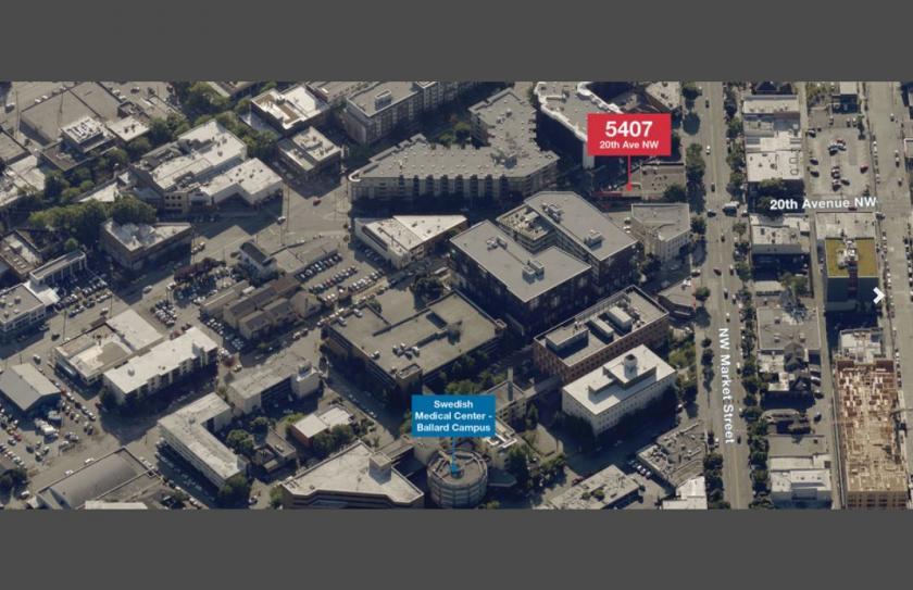 5407 20th Avenue Northwest Seattle, WA 98107 - alt image 4