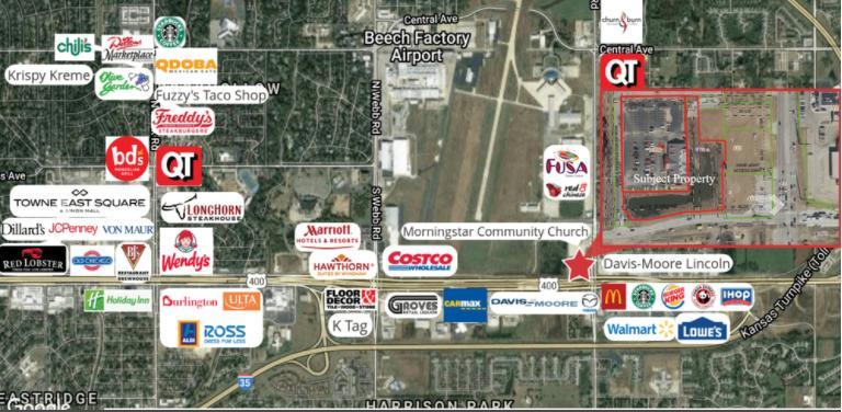11006 East Kellogg Drive Wichita, KS 67207 - alt image 2