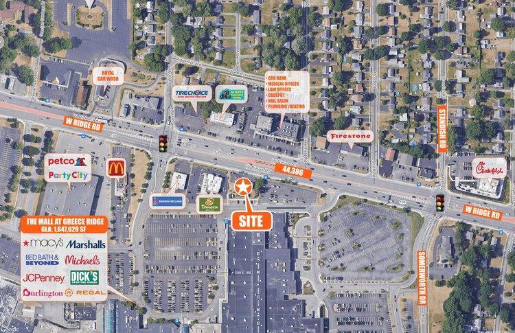 2275 West Ridge Road Rochester, NY 14626 - main image