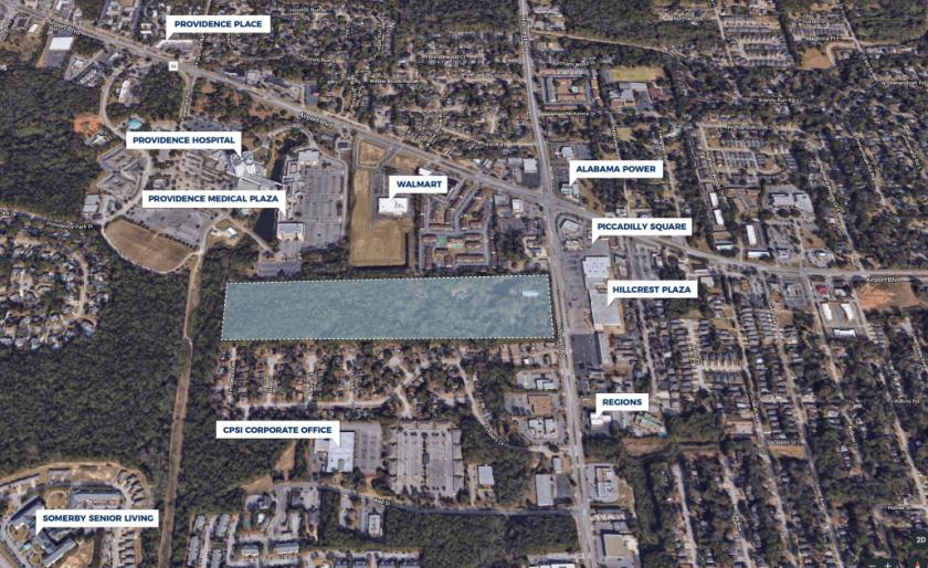 700 Hillcrest Road Mobile, AL 36695 - alt image 2