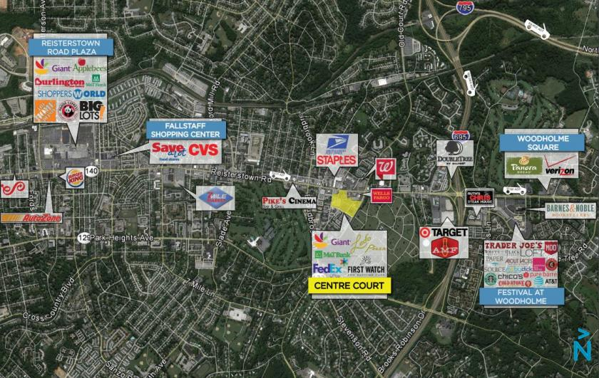 Old Court Rd and Reisterstown Rd Baltimore, MD 21208 - alt image 2