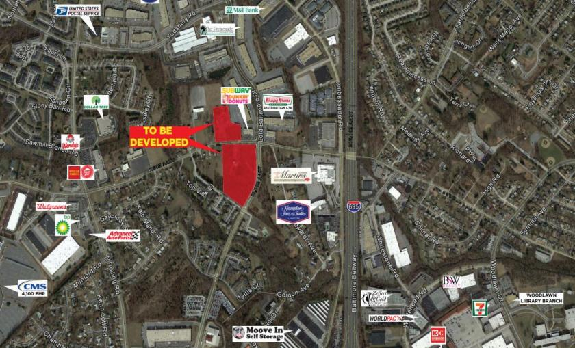 Dogwood Rd and Lord Baltimore Dr Milford Mill, MD 21244 - alt image 2