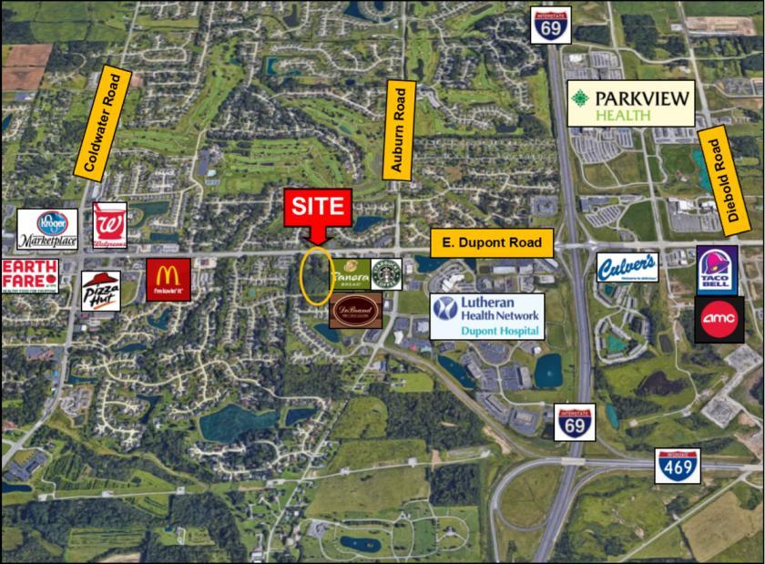 1850 East Dupont Road Fort Wayne, IN 46825 - alt image 2