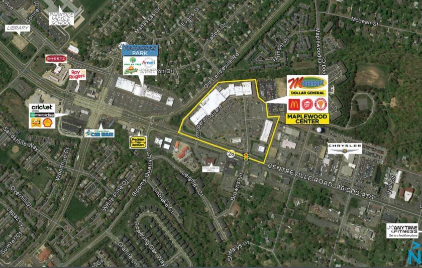 8350 Shoppers Square Manassas, VA 20111 - alt image 2