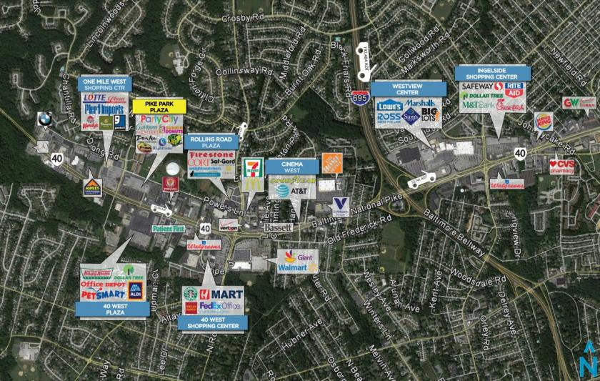 6510 Baltimore National Pike Catonsville, MD 21228 - alt image 2