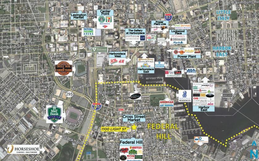 1100 Light Street Baltimore, MD 21230 - alt image 2