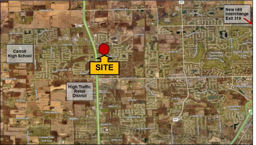 1621 Carroll Road Fort Wayne, IN 46845 - alt image 2