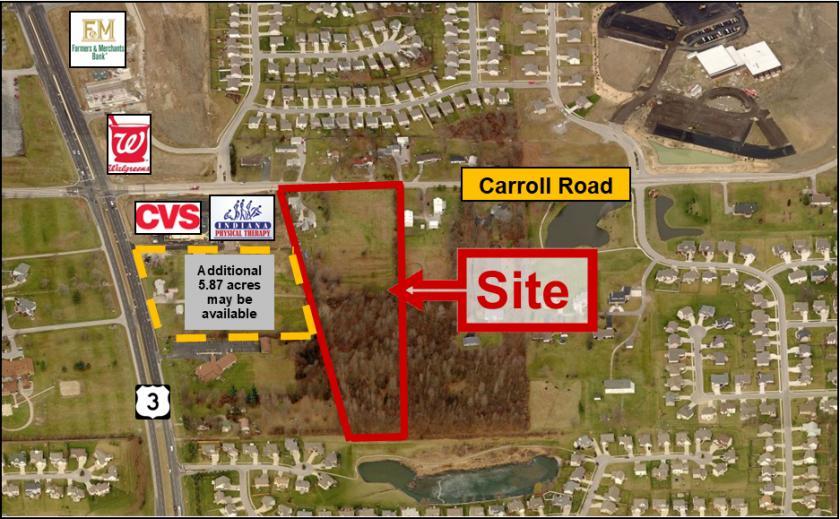 1621 Carroll Road Fort Wayne, IN 46845 - main image