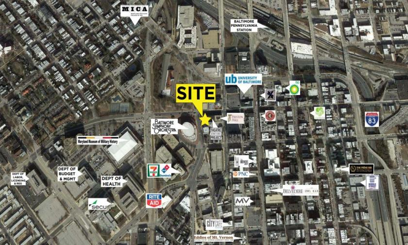 1225 Cathedral Street Baltimore, MD 21201 - alt image 2