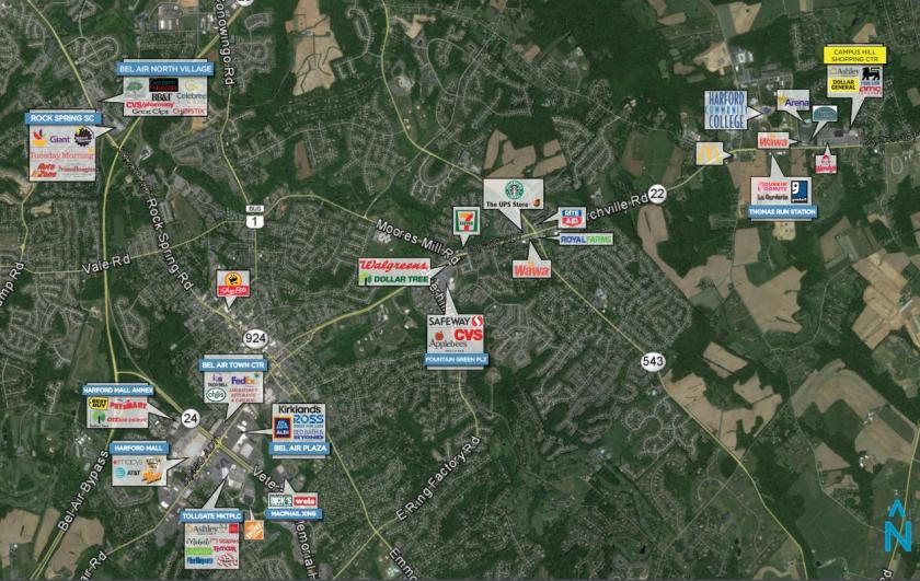 2458 East Churchville Road Bel Air, MD 21015 - alt image 2