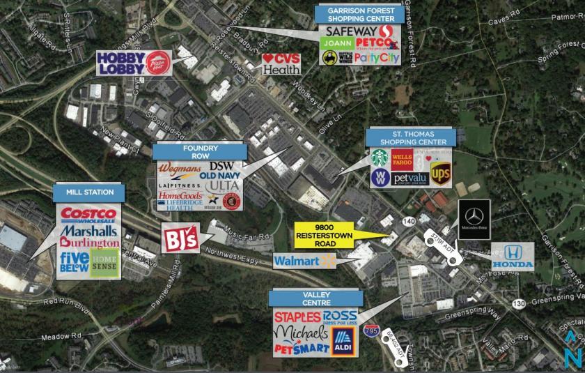9800 Reisterstown Road Owings Mills, MD 21117 - alt image 2