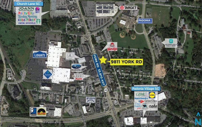 9811 York Road Cockeysville, MD 21030 - alt image 2