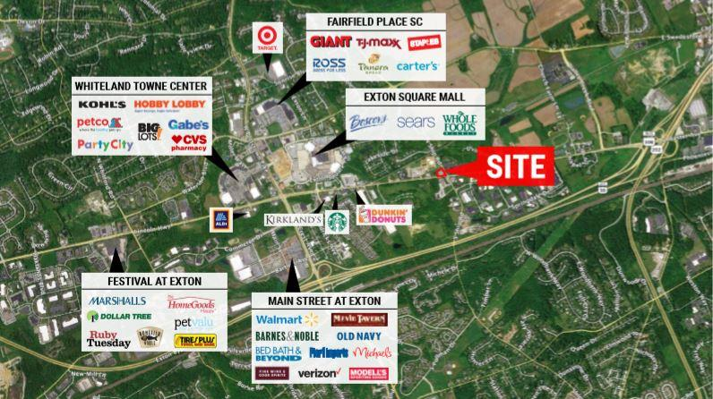 693 East Lincoln Highway Exton, PA 19341 - alt image 2
