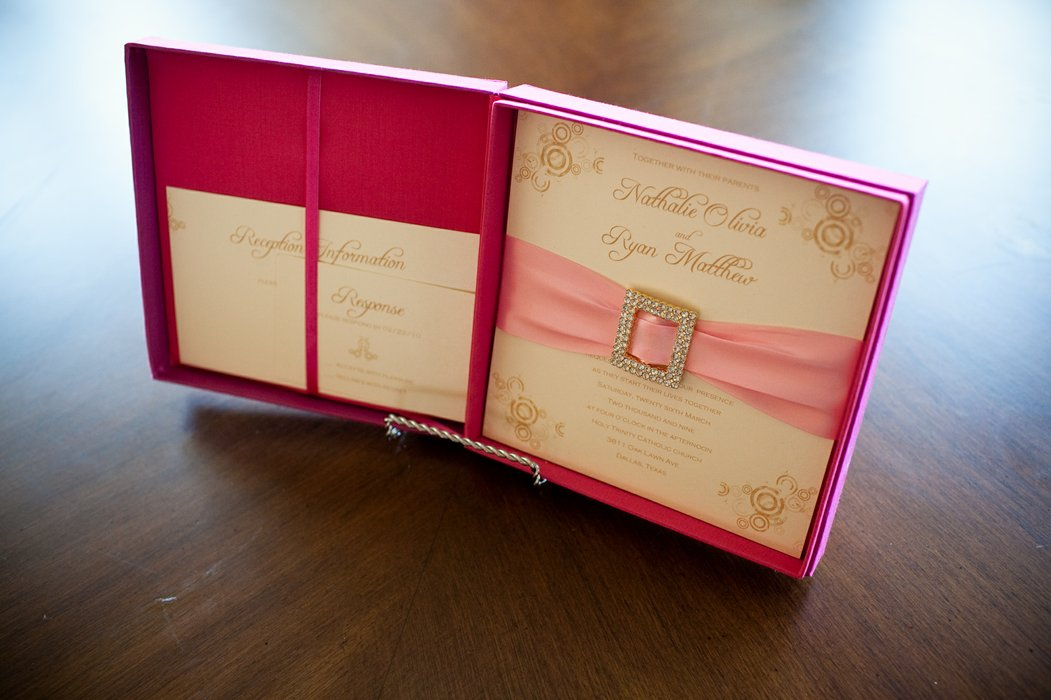 Chiclevogue Luxury Invitations Dallas Tx