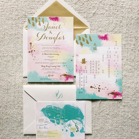 Spinsugar Stationery
